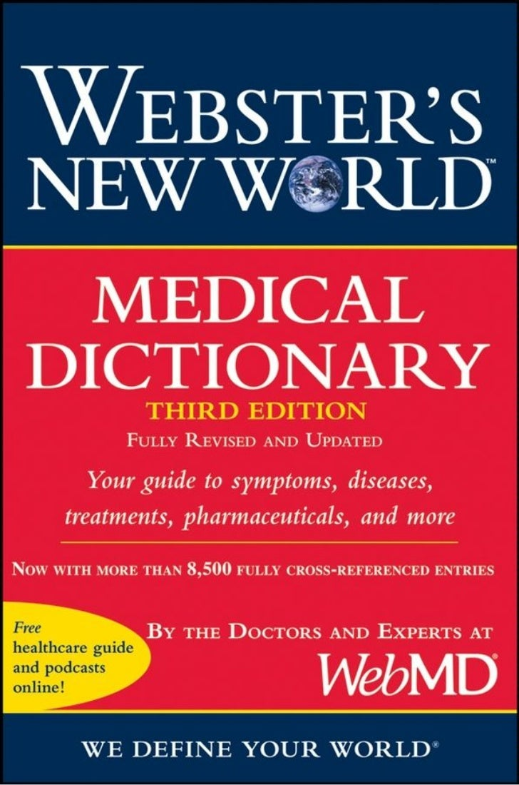 Free online medical terminology dictionary