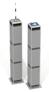lego twin towers instructions