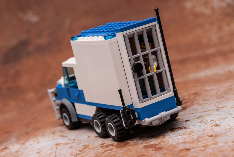 lego police truck instructions 60139