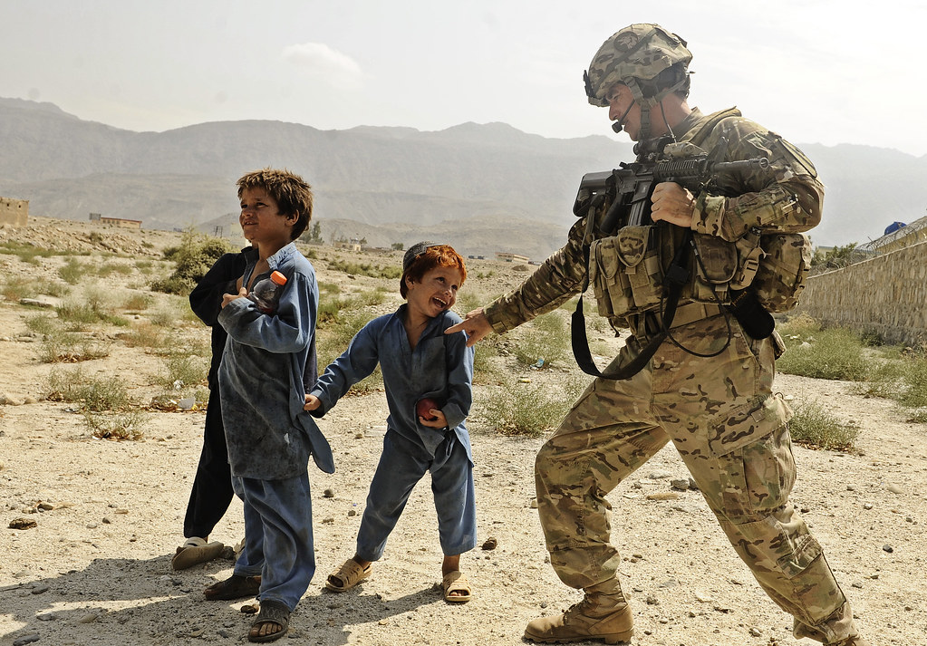Canadian forces guidelines child soldiers