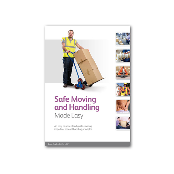manual handling injuries account for over