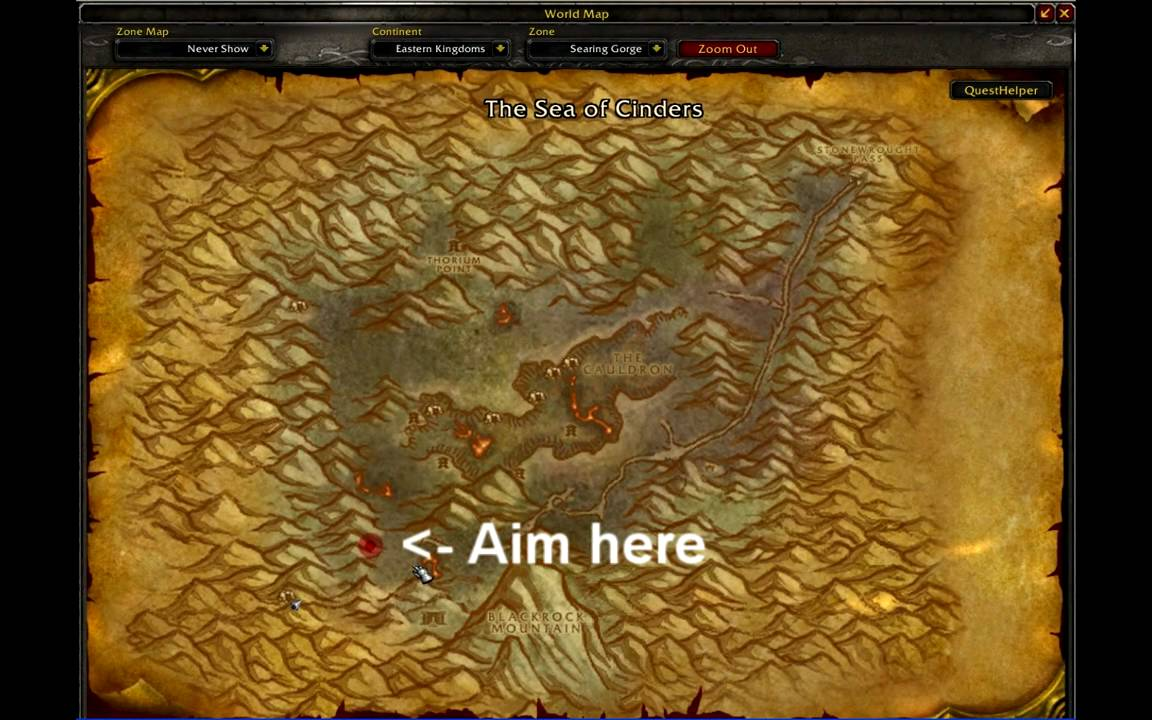 Wow how to get to blackrock depths