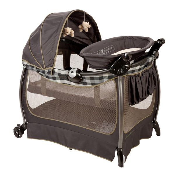 eddie bauer complete care playard instructions