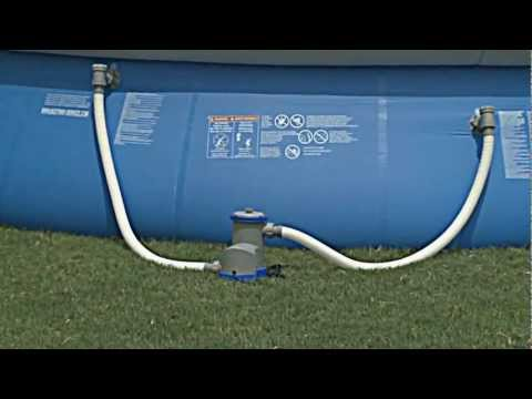 instruction manual for bestway flowclear sand filter