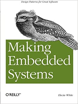 Making embedded systems by elecia white pdf