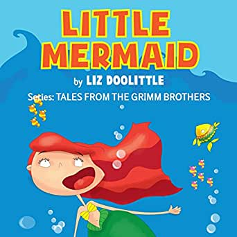 The little mermaid grimm brothers pdf